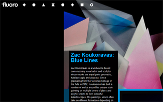 Flouro Digital interviews Zac Koukoravas